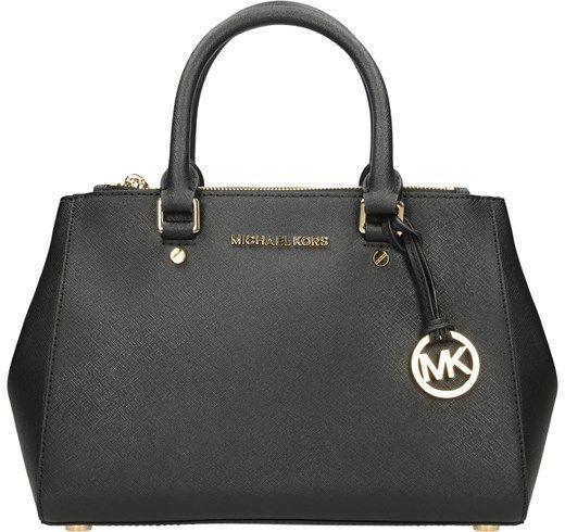 Borsa a mano black Michael michael kors - Donna - Vinicio Boutique