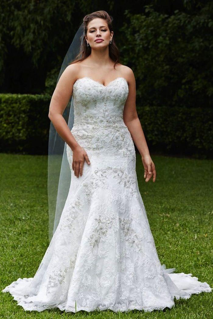 16 best images about Plus Size Wedding Dresses on Pinterest