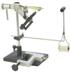 Griffin Montana Mongoose Fly Tying Vise ~ This is the vise I use, It is so user friendly. ><{{}}(*>-----Keep a tight line.