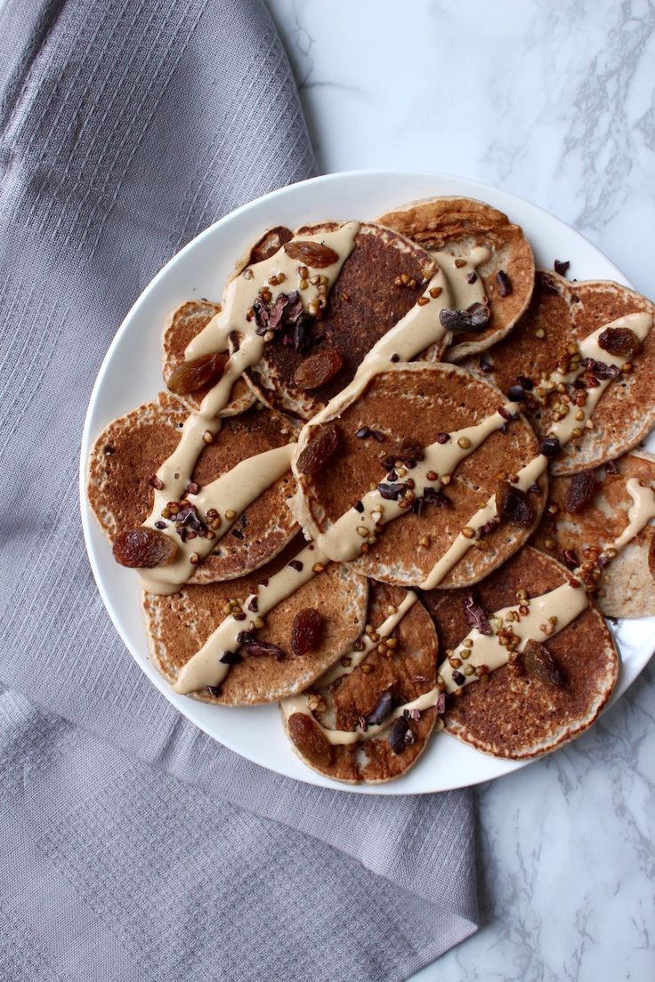 If you follow me on Instagram, then you already know that I've been on a major pancake kick. Ever since I discovered my favorite ratio of ingredients to make pancake batter in my blender, I've been enjoying these 2 Ingredient Oatmeal Banana Blender Pancakes (a.k.a. doughy coins of goodness) almost every other day. Plus, when they... Read More »