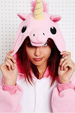Unicorn Kigu #onesie #kawaii #pink                              …