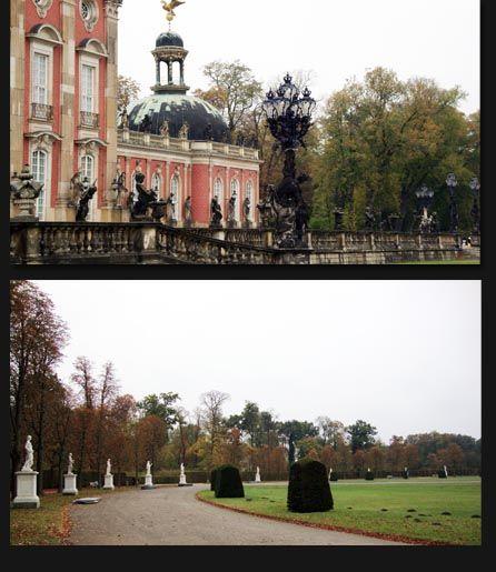 Park und Schloss Sanssouci