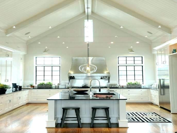 Cathedral Ceiling Lighting Cathedral Ceiling Lighting Kitchen