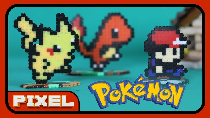 Pokémon #01 | DiY Pixel Art
