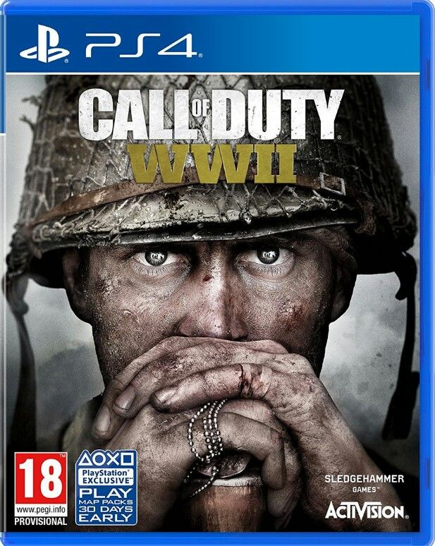 Call of Duty WWII for PS4! The deluxe edition would be amazing but if not no biggie.
