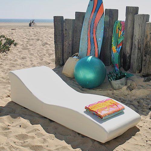 La Fete Surf - Low Pro Sun Lounge #lounge
