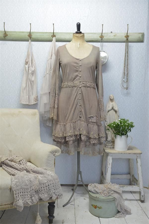 Romantische jurk ..Romantic dress