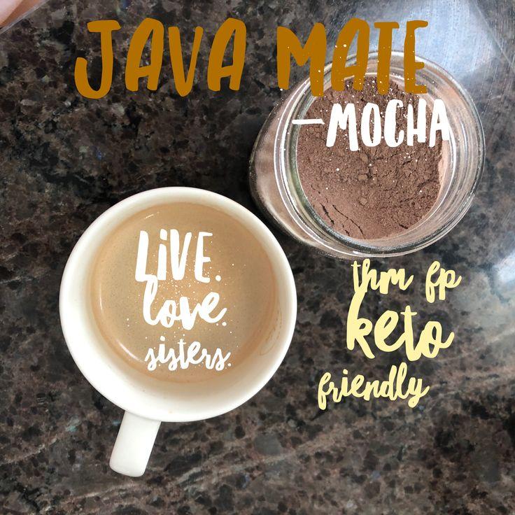 JavaMate! MochaTHM FPKeto Powdered coffee creamer