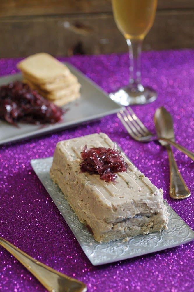 Pat de sardinas con cebolla caramelizada del blog cakes for Canape de pate con cebolla caramelizada