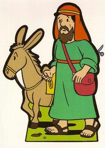 Desde mi rincón de religión: El buen samaritano -texto-