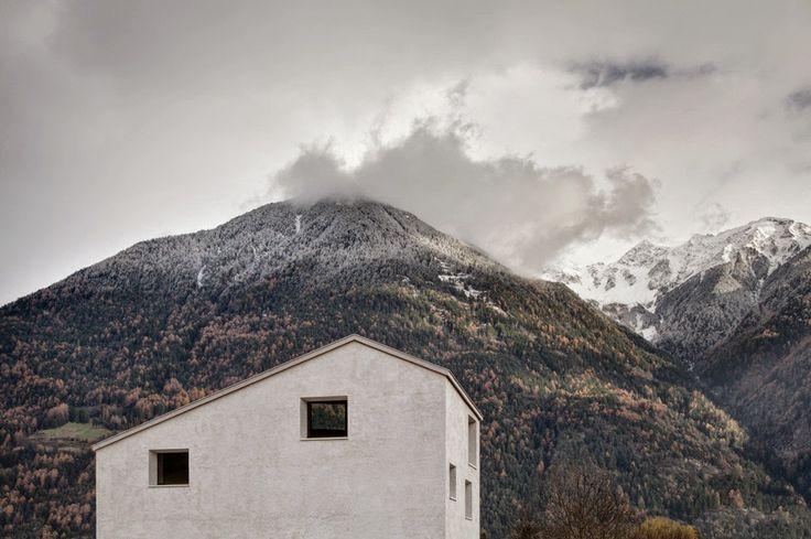 simplicity love: House at Mill Creek, Italy | Pedevilla Architekten