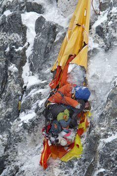 Mount Everest Victim