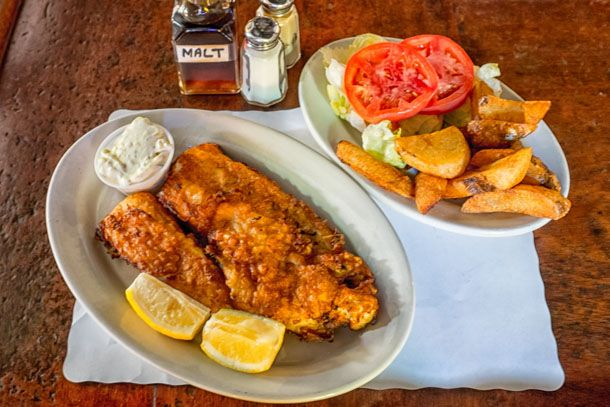 Trawling New York for UK-Style Fish and Chips #restaurants #nyc