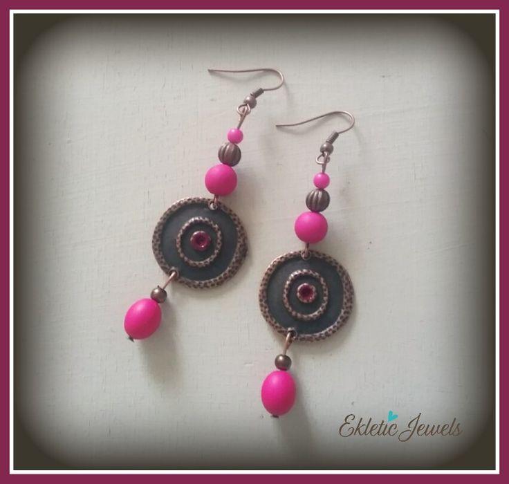 Boho earrings  Https://ekleticjewels.it