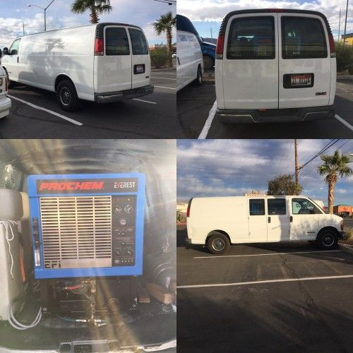 109 Best Images About Used Carpet Cleaning Vans On