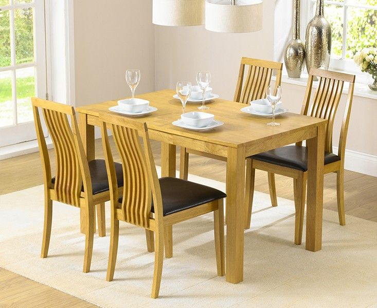 Shop The Calais Dining Table And Chairs At Oak Furniture Superstore Quick Delivery With APR Available
