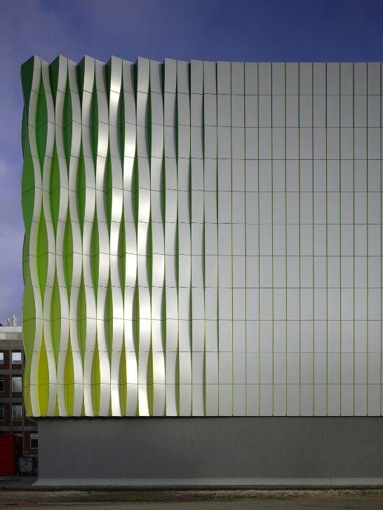 Modern Architecture, Research Laboratory University, Groningen, Minimalistic, Futuristic Architecture, Future Building, Modern Exterior by FuturisticNews.com