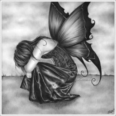 hadas tristes   imagenes de hadas tristes (10)   Imágenes   Pinterest ...