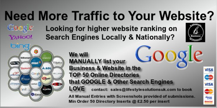 Need More Traffic To Your Website? Looking For Higher Search Engine Ra – Everything EBAY