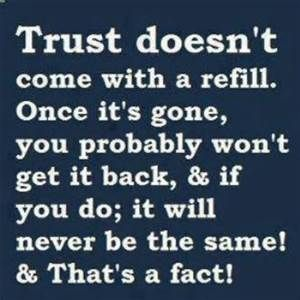 lost trust Memes - Yahoo Image Search Results