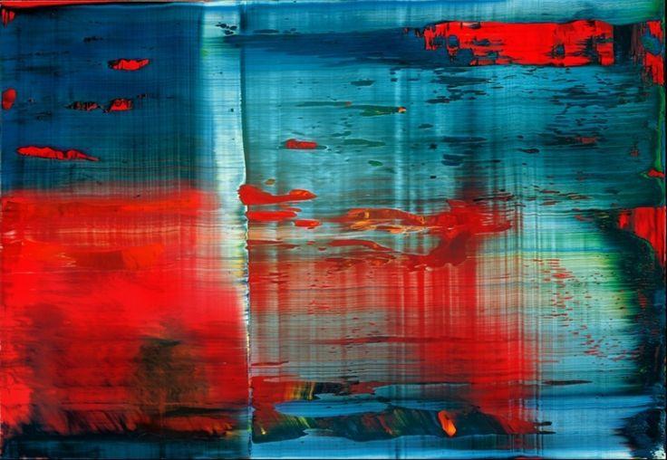 Gerhard 'paint roller' Richter