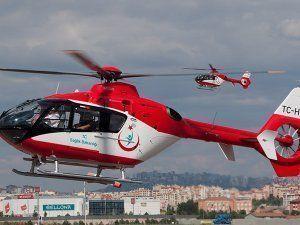 Sağlık'ta 'devrim': Ambulans helikoptere haciz geldi
