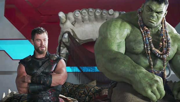 'Thor: Ragnarok' Comic-Con Trailer: Hulk Talks For First Time While Loki Joins Asgard Avengers https://tmbw.news/thor-ragnarok-comic-con-trailer-hulk-talks-for-first-time-while-loki-joins-asgard-avengers Holy Hulk, Banner! You can talk? Marvel's jolly green giant is finally saying more than 'SMASH' in the newest trailer for 'Thor: Ragnarok' straight from Comic-Con! Watch this!Finally! Several movies in the Marvel universe later, the Hulk is finally chattin' it up with his other Avengers…