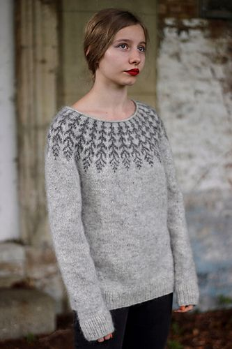 Ravelry: Lisa-Mai's Fern and Feather *test*