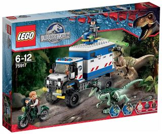 #GameUp #CiniselloBalsamo: #Lego #numero75917: #attacco dei #Raptor #jurassicworld