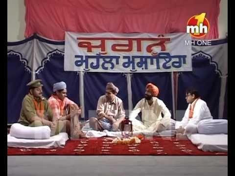 Jugnoo Hazir Hai || Full Episode 14 || Punjabi Comedy || Mh One Music