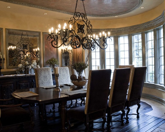 117 best Beautiful - Dining Rooms images on Pinterest | Dining room ...