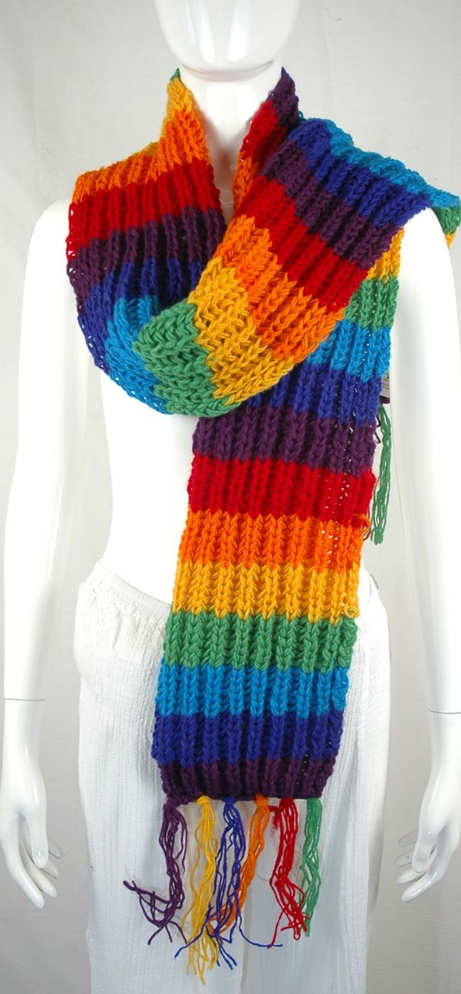 Handmade PURE ALPACA Knitted by Hand Scarf Made to order in any color