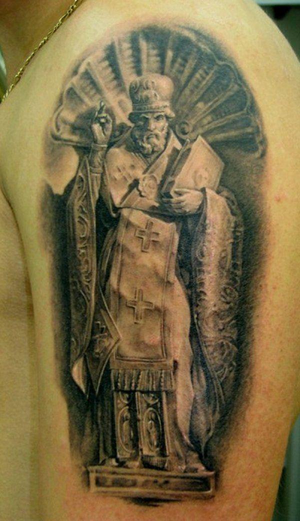 dmitriy samohin.  eastern europe breeds some amazing black & grey artists!