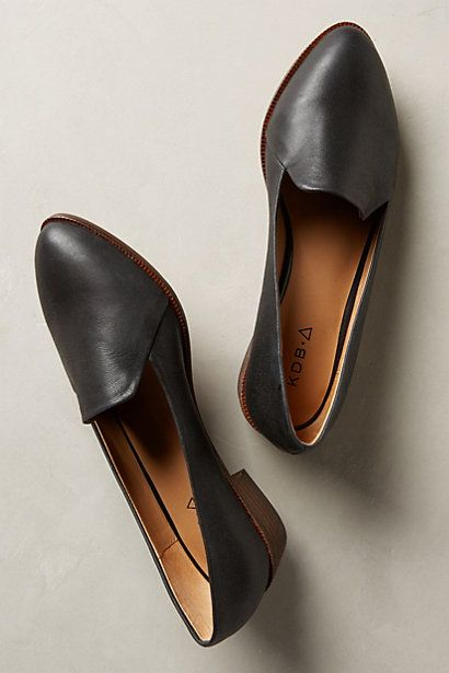 oooooh. good staple loafer. || Kelsi Dagger Victory Loafers - anthropologie.com