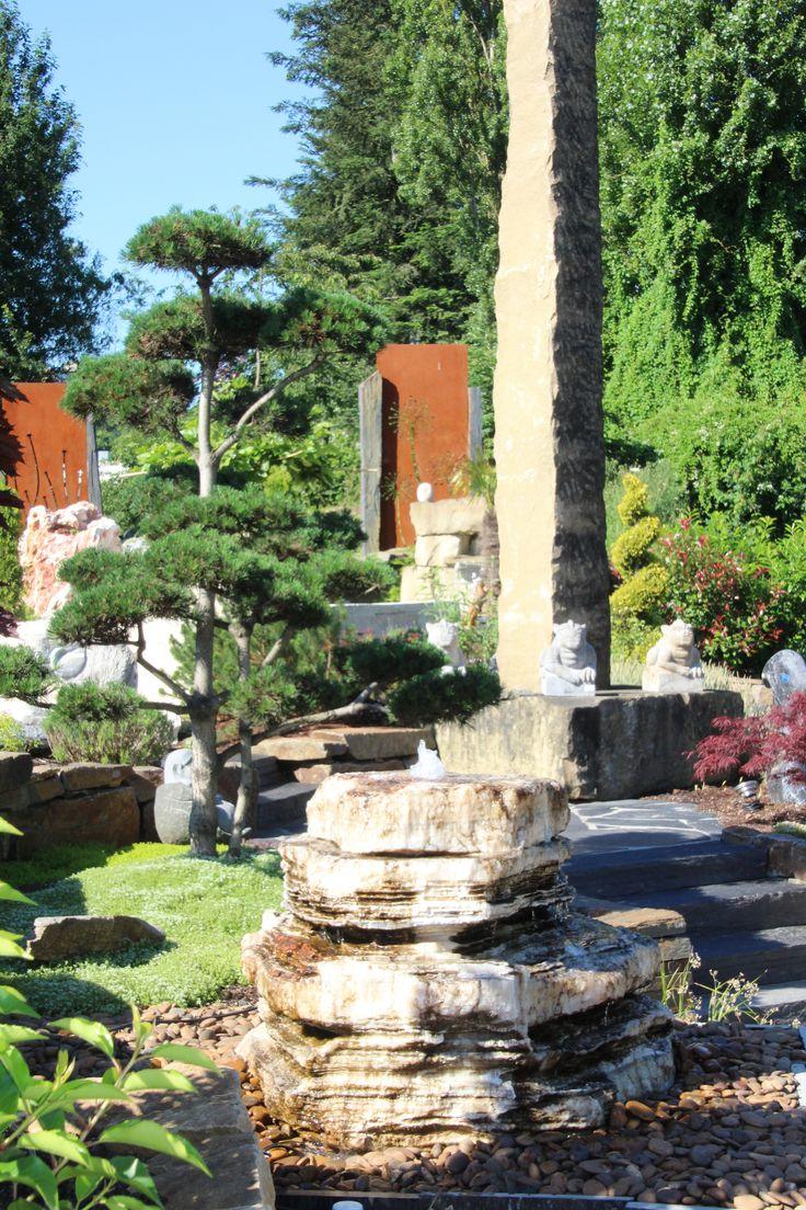 Die besten 25+ Gartenbrunnen granit Ideen auf Pinterest ...