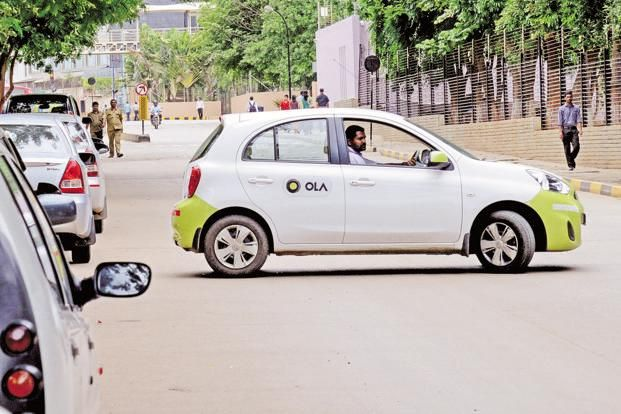 Ola Cabs app now allows you to pay your bills within itself on Windows Phone