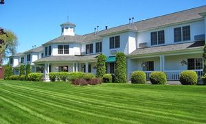 Groupon - Stay at The Ashbrooke in Egg Harbor, WI. Dates into July. in Egg Harbor, WI. Groupon deal price: $89.25