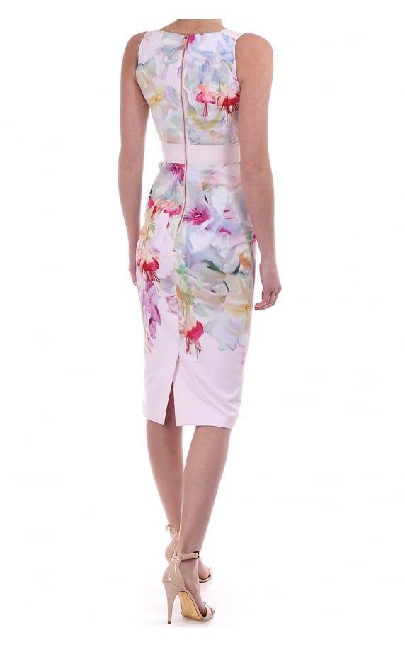 446939873a465324ff143456e48c593c - Ted Baker Arienne Hanging Gardens Dress