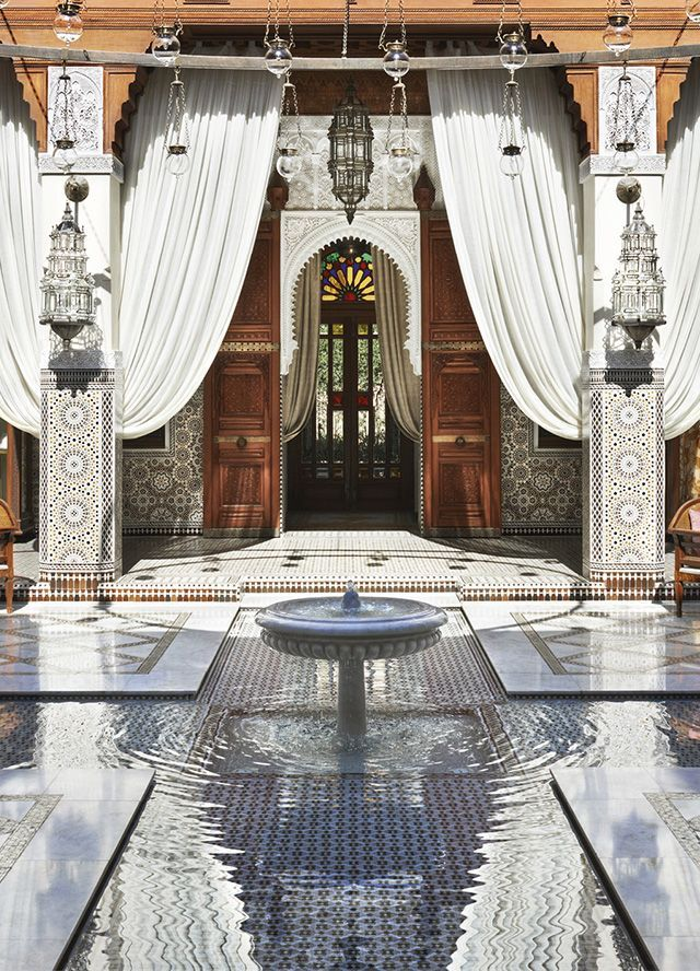 Morocco Travel Inspiration - Royal Mansour - Luxury Hotel in Marrakech - Morocco