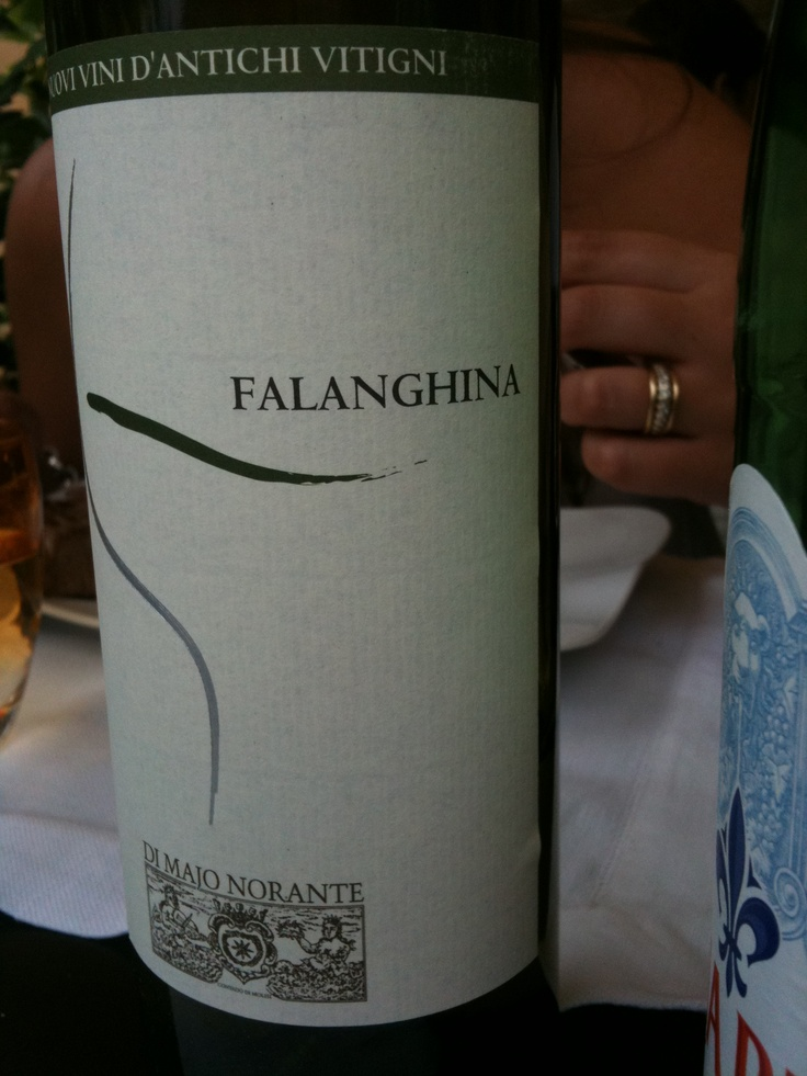 Falanghina di Majo Norante, Molise