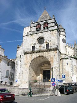 Igreja de Nossa Senhora da Assunção de Elvas (antiga Sé)
