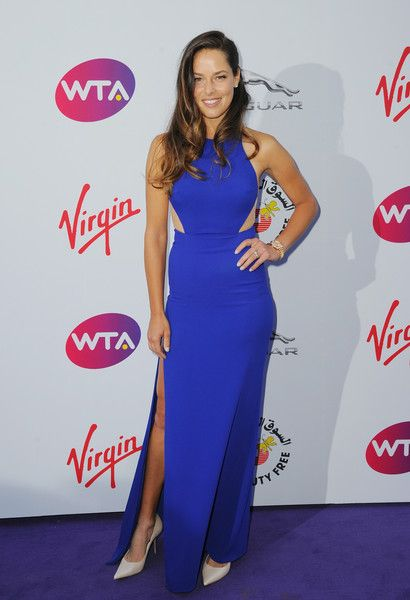Ana Ivanovic Photos - Ana Ivanovic attends the annual WTA Pre-Wimbledon Party presented by Dubai Duty Free at The Roof Gardens, Kensington on June 25, 2015 in London, England. - WTA Pre-Wimbledon Party