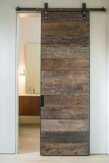 Interior Vignettes - LOVE this for pantry. but maybe doesnt solve our wood problem.