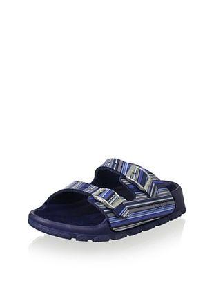 66% OFF Birki's Kid's Haiti Sandal (Navy)
