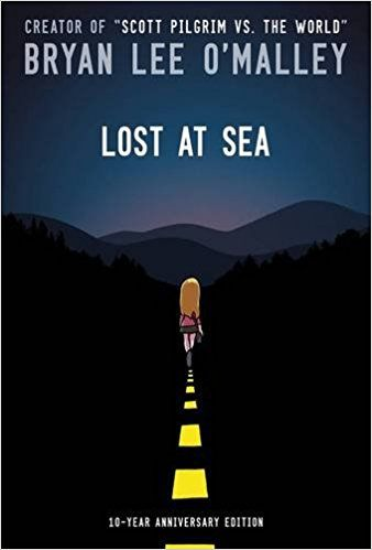 Amazon.fr - Lost at Sea Hardcover. - Bryan Lee O'Malley - Livres