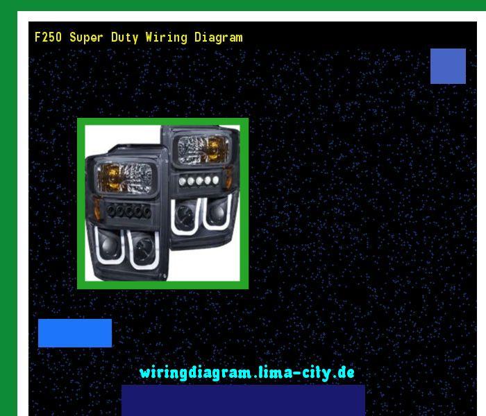 F250 Super Duty Wiring Diagram  Wiring Diagram 17561