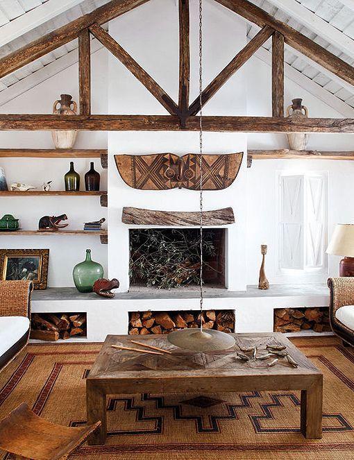 En Comporta, Portugal, descubrimos la casa de la diseñadora Pequenina Rodrigues.