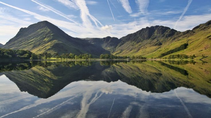Buttermere is the Lake District at it's finest. It has some of the best walks in the National Park including the ascent of Haystacks, the favourite of the greatest fell walker of them all, Alfred Wainwright.