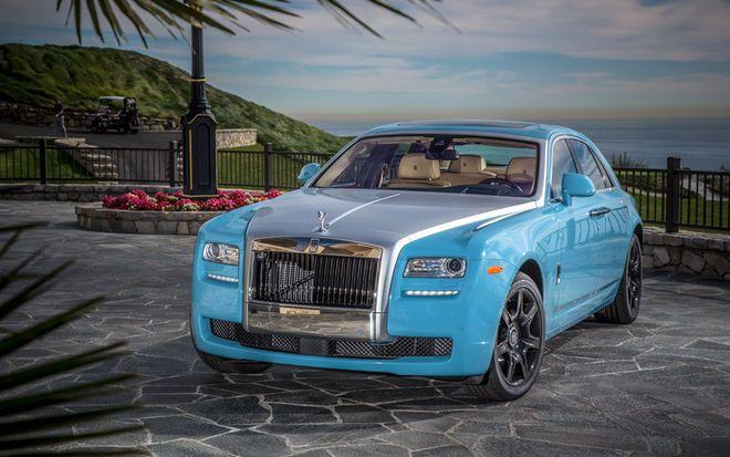 2014 Rolls-Royce Ghost vs. 2014 Bentley Flying Spur Comparison - Motor Trend