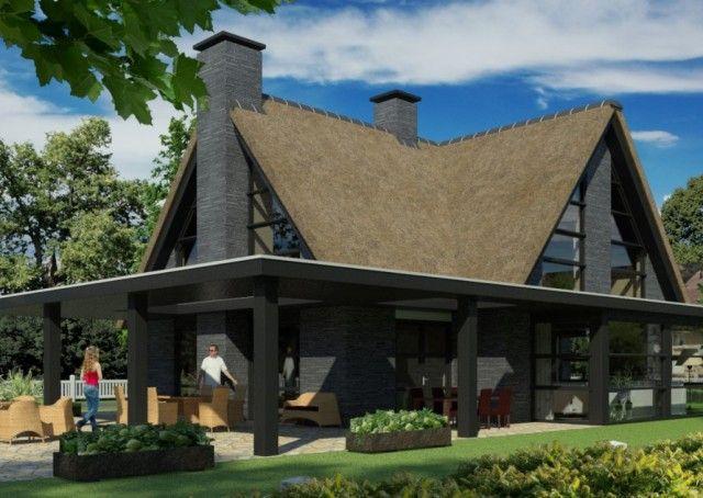 Ontwerp 17 | Visualisaties | Onze huizen | Presolid Home